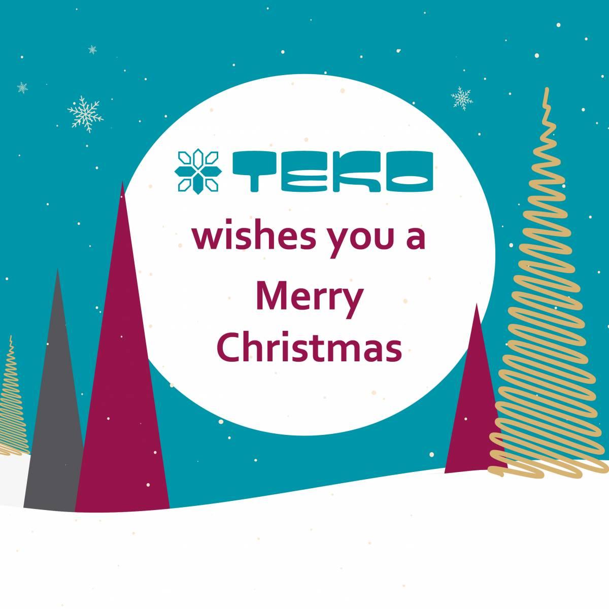 teko news christmas 2019 675x675px - Company holidays 2019-2020
