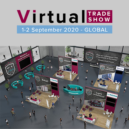 teko news hall - Virtual Trade Show 2020