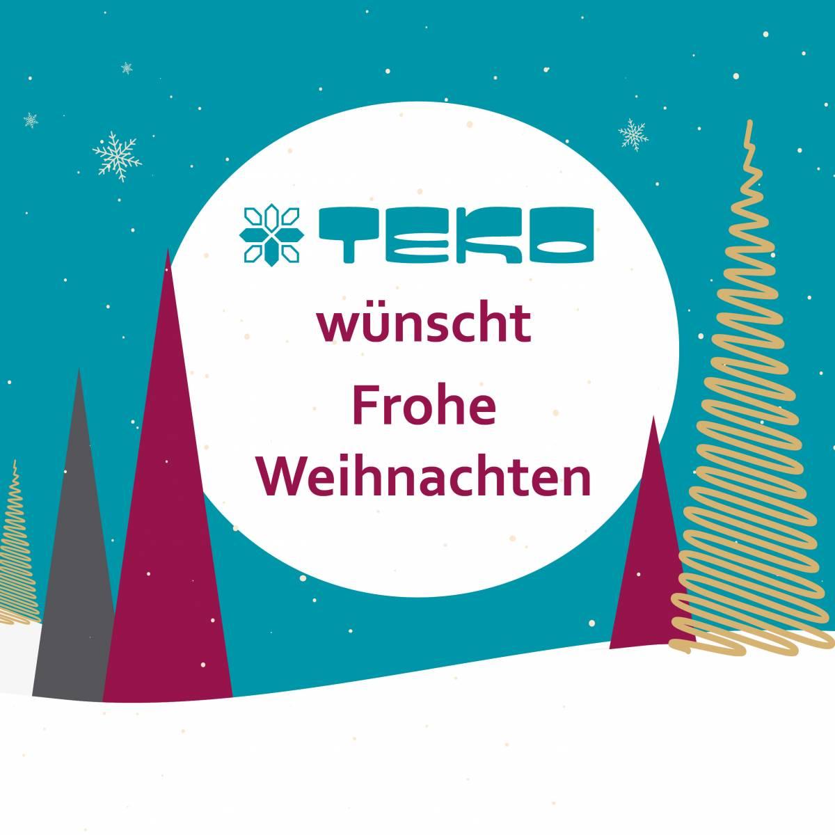 teko news weihnachten 2019 675x675px - Betriebsruhe 2019-2020
